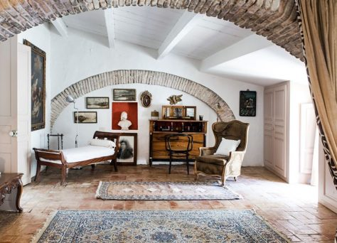 Can Gibert, Albera. Apartamento rural para 4 personas en Castelló d'Empúries, Alt Empordà, Girona, Costa Brava