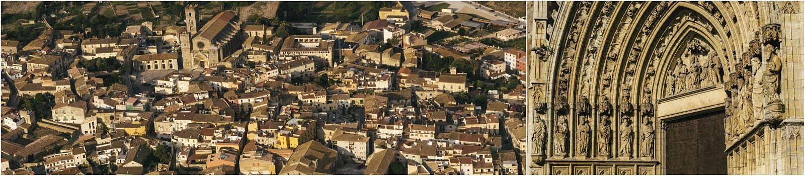 Castelló d'Empúries, apartamentos rurales Can Gibert. Empodrà, Costa Brava, Girona.