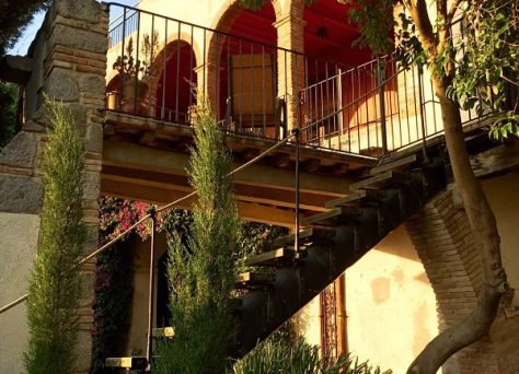 Can Gibert. Apartamentos rurales en Castelló d'Empúries, Alt Empordà, Girona, Costa Brava
