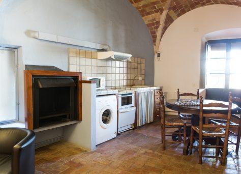 Can Gibert. Appartements ruraux por 6 personnes, Haut Ampurdan, Castelló d'Empuries, Catalogne, Costa Brava, Gérone, Espagne
